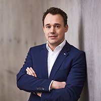 Markus Hahn, Director Hybrid Cloud