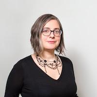 Rayna Stamboliyska, VP Governance and Public Affairs