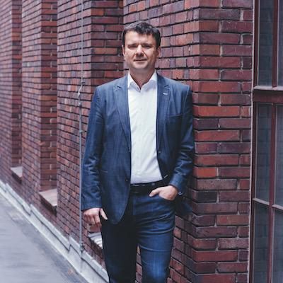 Alexander Janthur, CEO