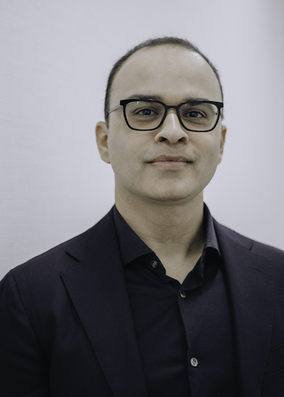 Ajay Vij, Senior Vice President and Industry Head