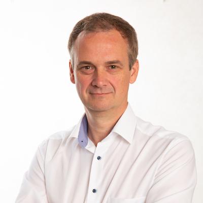 Chris Dercks, Regional Vice President DACH