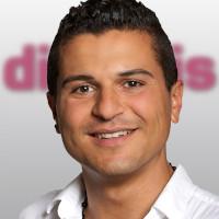 Ibrahim Mazari, Leiter Kommunikation