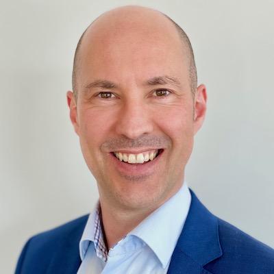 Tony Ferguson, Director Transformation Strategy