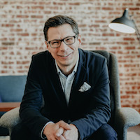 Edmund Dück, VP of Sales EMEA & Managing Director DACH