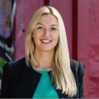 Julia Gotor Schäffer, Account Director für Enterprise Accounts