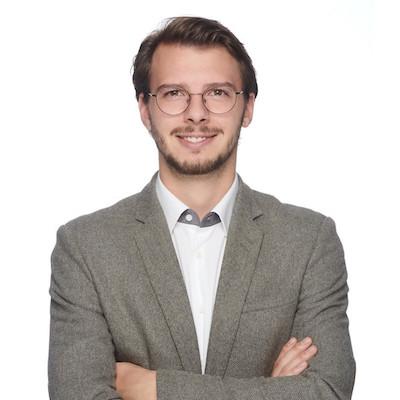 Simon Pangerl, Team Manager Sales DACH