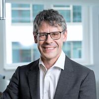 Andreas Dangl, Business Unit Executive für Cloud-Services