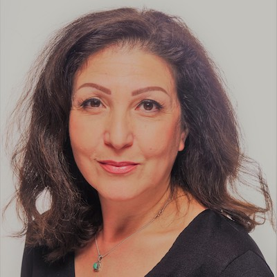 Sara Ramezanpour, Partner Account Manager DACH