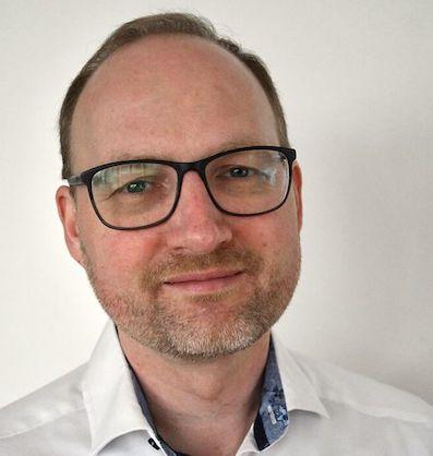 Volker Schiemann, Sales Engineering Manager DACH & CEE