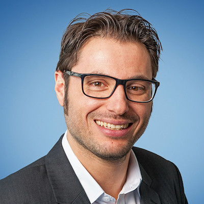 Michael Hambsch, Director Solution Consulting Continental Europe