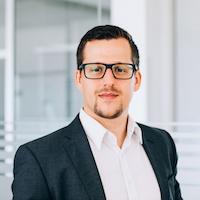 Ari Albertini, Revenue Flow Manager sowie Mitglied der Geschäftsleitung
