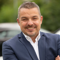 Ingo Wupper, VP Sales – Strategic Enterprise Business