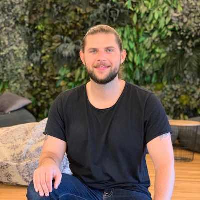 Nico Bitzer, CEO