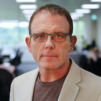 Will MacDonald, Chief Strategy Officer