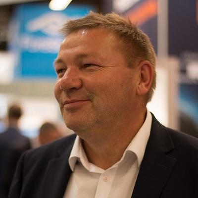 Jörg Kretzschmar, Geschäftsführer