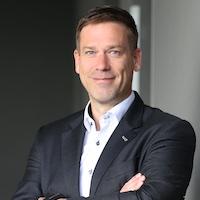 Andreas Müller, Regional Sales Director DACH