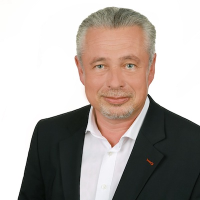 """Ronald May, Partner und Practice Leader """"Global Automotive"""""""