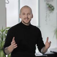 Daniel Hipke, CEO