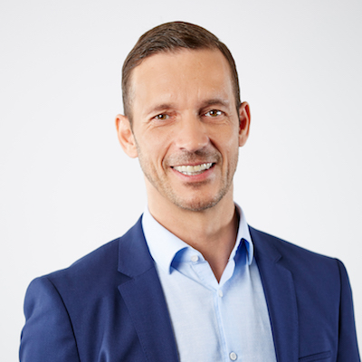 Markus Adolph, Mitbegründer und geschäftsführender Gesellschafter