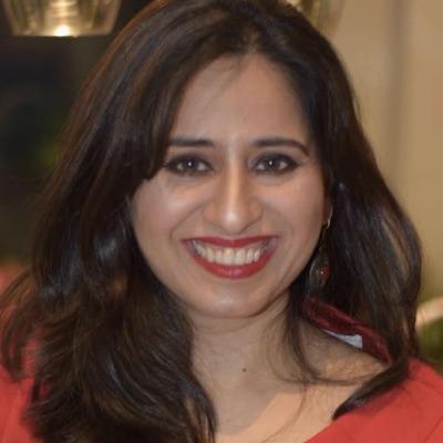 Shabnoor Shah, Open Leadership Global Lead und Coach, Open Innovation Labs