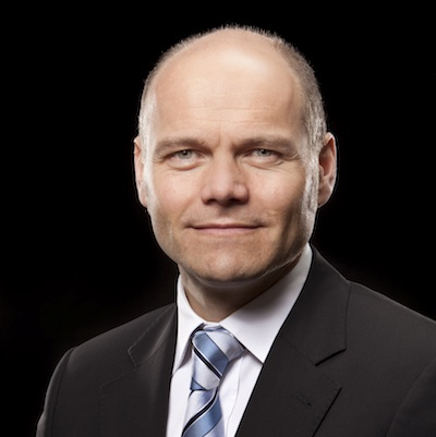 Michael Mors, General Manager für Zentraleuropa