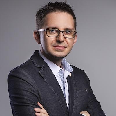 Maciej Zawadziński, CEO