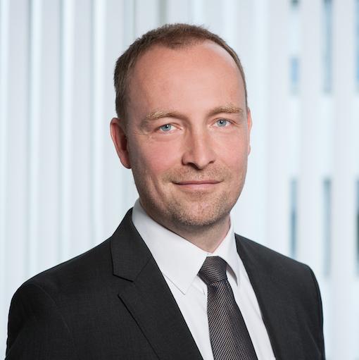 Jens Reeder, Leiter Division Industry