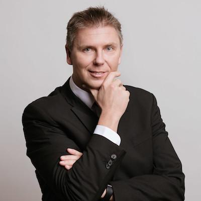 Sascha Harmuth, Director Marketing