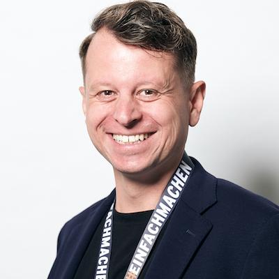 Christoph Krause, Designer, Innovations-Coach, Digitalstratege