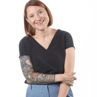 Karen Cavallaro, Head of UX bei der best it AG
