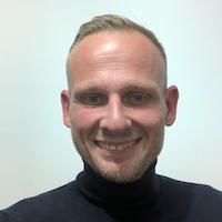 Harry Zorn, VP EMEA