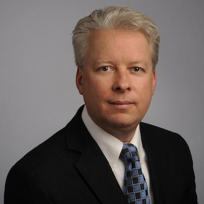 David Hughes, CEO