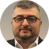 Cengiz Tuztas, EMEA Presales Manager