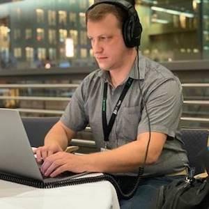 Aleksandr Volochnev, Developer Advocate