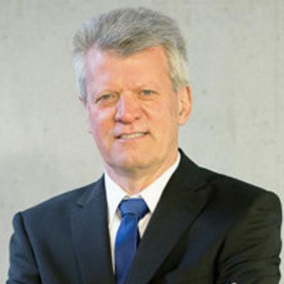 Markus Sieber, Vorsitzender der Geschäftsführung