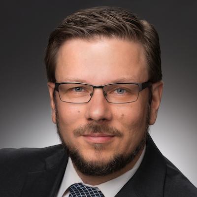 Falk Herrmann, CEO