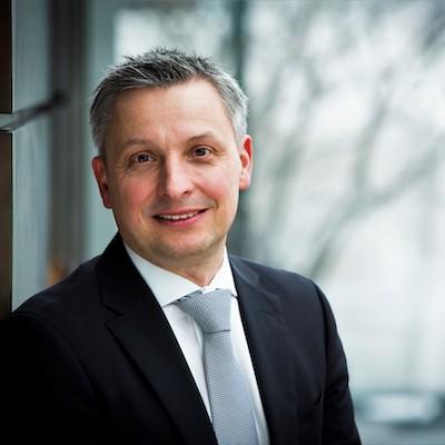 Jürgen Rohr, Area Vice President CEE