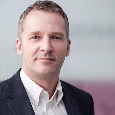Gerrit de Veer, ist Senior Vice President MEE