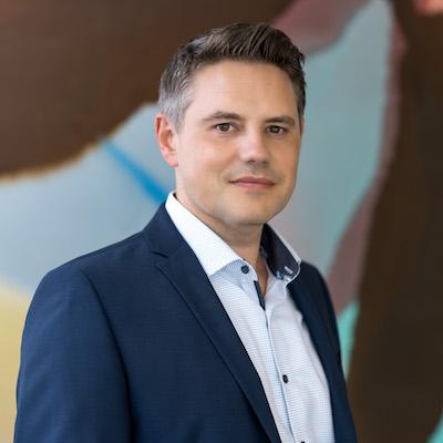 Robin Schmeisser, Digitalisierungsexperte für Vertragsmanagement