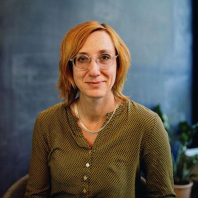 Nicole Reinhold, Senior Service Design