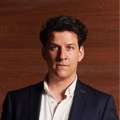 Niklas Mrutzek, Gründer und Geschäftsführer