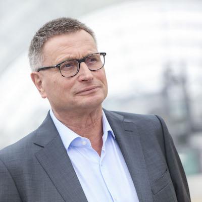 Otto Schell, stellvertretender Vorstandsvorsitzender