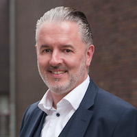 Daniel Metzger, Regional Vice President Central & Eastern Europe