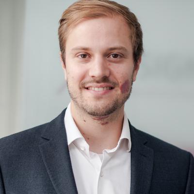 Dr. Gero Decker, CEO