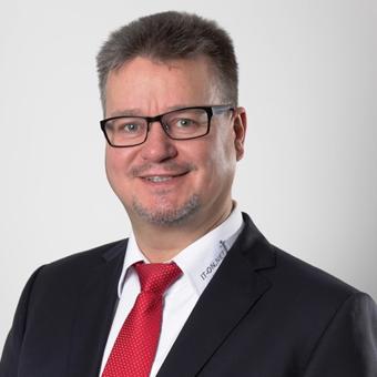 Jürgen Gut, Geschäftsführer, Mitgründer und Gesellschafter