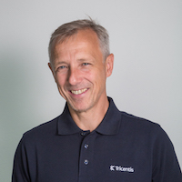 Wolfgang Platz, Founder and Chief Strategy Officer