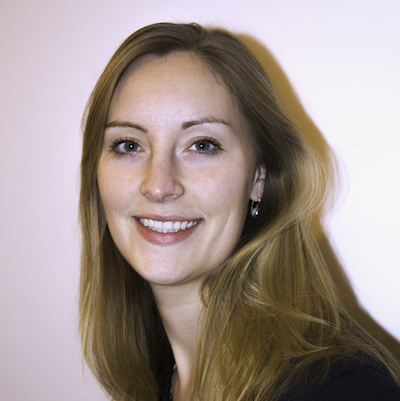 Lea Toms, EMEA Marketing Managerin