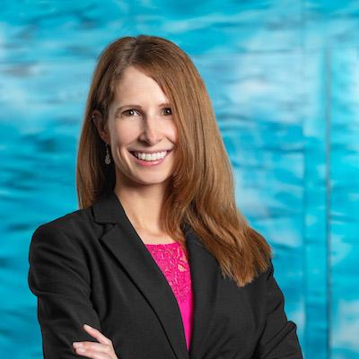 Angela Lechermann, Teamleiterin Datenschutz Consulting Services
