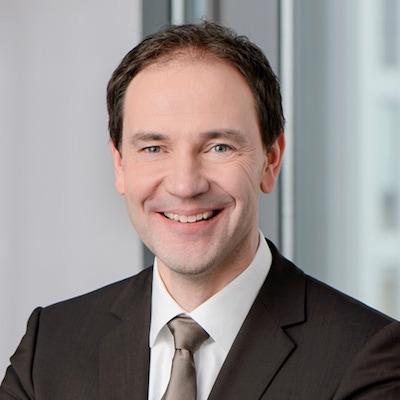 Friedbert Schuh, Senior Vice President und General Manager EMEA