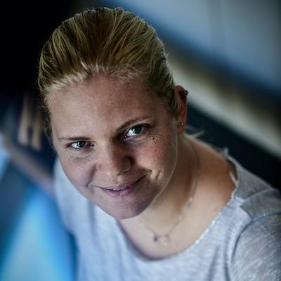 Stephanie Helfen, Leiterin Öffentlichkeitsarbeit und Marketing
